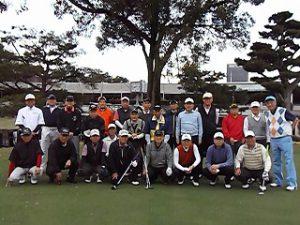 名神八日市ゴルフ倶楽部にて7組24名の参加でした。